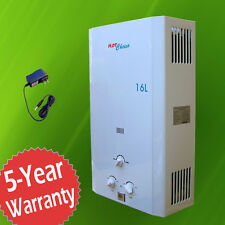 NEW ON DEMAND LPG PROPANE GAS TANKLESS WATER HEATER 4.3GPM