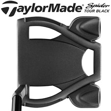 """LTD EDITION"" TAYLORMADE SPIDER TOUR BLACK 34"" DUSTIN JOHNSON PUTTER / PREORDER"