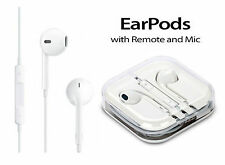 iPhone Handsfree Earphone for Apple iPhone With Remote & Mic - White