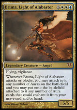 Bruna, Luce di Alabastro - Light of Alabaster MTG MAGIC AVR Avacyn Restored Eng