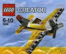 LEGO CREATOR Gelber Flieger 7808