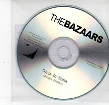 (DS302) The Bazaars, Girls In Time - DJ CD