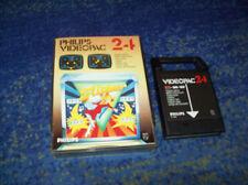 G7000 Philips Videopac 24 Flipper Pinball G 7000 Rarität Retro Sammler