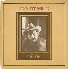 JERRY JEFF WALKER  - SELF TITLED - VINYL LP - 'OUTLAW COUNTRY' 1972