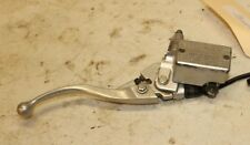 2005 YAMAHA YFZ450  FRONT MASTER CYLINDER WITH LEVER