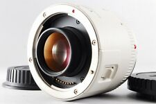 【AB- Exc】 Canon Extender EF 2x Teleconverter Lens w/Caps From JAPAN #2080