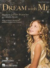 Dream With Me - Jackie Evancho - 2011 Sheet Music