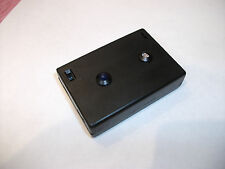 FAKE/DECOY ALARM BOX. FLASHING BLUE LED. LIGHT SENSOR