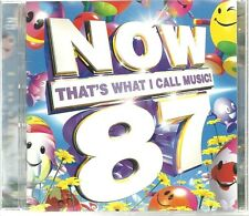 NOW THAT'S WHAT I CALL MUSIC! 87 - 2 CD BOX SET - I'M A FREAK, LET ME GO & MORE