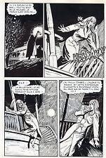 LE SECRET DU MANOIR DE LA FALAISE PLANCHE DE MONTAGE  AREDIT PAGE 18