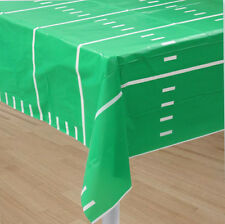 Football Field Table Cover Decoration (54 inch X 108 inch)  - 57942
