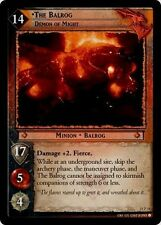 LoTR TCG Ages End The Balrog, Demon of Might 19P18
