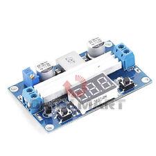 DC-DC 3~35V to 3.5~35V LTC1871 Boost Step-Up Module Power Supply LED Voltmeter