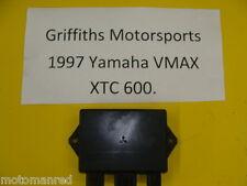97 98 99 YAMAHA Vmax XTC 600 v-max CDI BOX UNIT REV IGNITION BRAIN IGNITER ECU