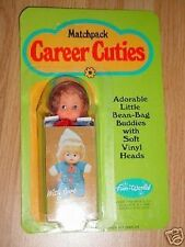 FUN WORLD MISS MATCHPACK CAREER CUTIE DOLL~SUSIE SAILOR