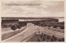 DUNDEE( Scotland) :  Tay Bridge,Dundee,from N.