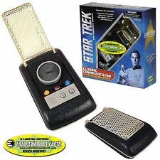 Star Trek Communicator TOS Replica prop Light + Sound limited edition
