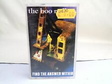 THE BOO RADLEYS FIND THE ANSWER WITHIN CASSETTE TAPE NOS VINTAGE RETRO