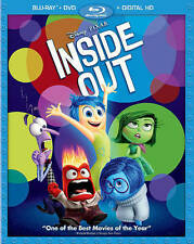Inside Out  Blu-ray + DVD + Digital HD