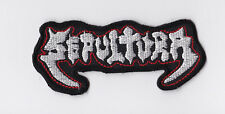 SEPULTURA     PATCH   ECUSSON  Patch thermocollant