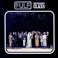 Pulp ‎CD Different Class - Europe (M/EX+)