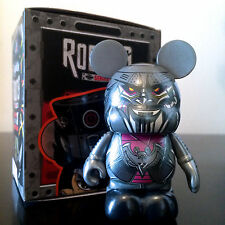 "DISNEY VINYLMATION 3"" ROBOTS 4 ZHENG SHAN YU MULAN VILLAINS COLLECTIBLE FIGURE"