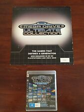Sega Megadrive Ultimate Collection Limited Edition Vinyl & PS3 Game #425 of 3500