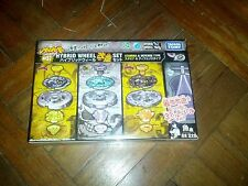 Takara Tomy Beyblade BB57 Hybrid Wheel set new