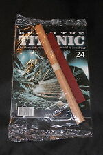 Hachette Build the Titanic Model Kit - 1:250th Scale -  ISSUE 24