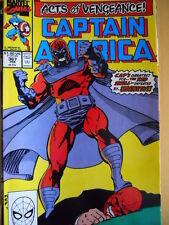 Captain America n°367 1990 ed. Marvel Comics  [G.141]
