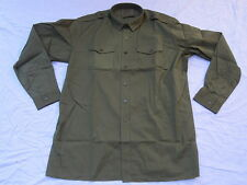 Englisches Feldhemd,oliv,Shirt Mans General Service  olive, Gr.38/40  (Medium)