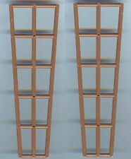 LEGO 2 (Pack of 2)   Brown Boat Rigging 5 x 15 Mast Ladder 6057