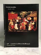 Catalogue de vente Laurin Guilloux Buffetaud  Galliéra 3 Juin 1975