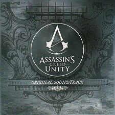 ASSASSIN'S CREED® UNITY Video Game Soundtrack CD (26 Tracks) NEW in card sleeve!