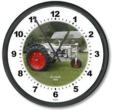"New 1935 RC CASE Tractor Wall CLOCK 10"" Round Years 1935"