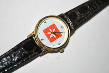 Vintage 1980s PACIFIC TELESIS Promotional Watch Works Free Battery & Shipping