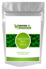 60 GREEN COFFEE BEAN EXTRACT WEIGHT LOSS SLIMMING DIET PILLS CAPSULES