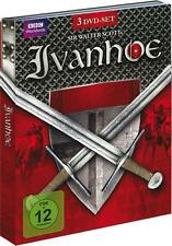 Ivanhoe [3 DVDs] Steven Waddington, Christopher Lee Neu