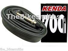 KENDA 700c x18-23/ 25c 80mm Threaded Presta XXX Long Valve DEEP-V Bike Tube Road