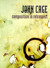 Composition in Retrospect by John M. Cage (2008, Paperback)