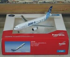 "Herpa Wings Novespace ""Zero-G"" A300B2 (NG) ""Sold Out"" 1/500"
