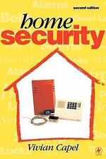 Home Security, Second Edition: Alarms, sensors and systems (Newnes)
