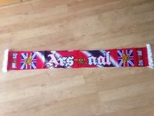 Arsenal football scarf, new