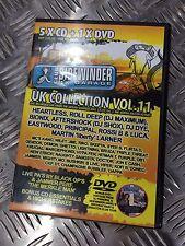 Sidewinder GARAGE UK Collection Volume 11 // 6 X CD BNIB Official Stockist