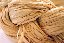 50 Ribbon Raffia Natural Floral Crafts Flowers Gifts Cheap FREE DELIVERY colours