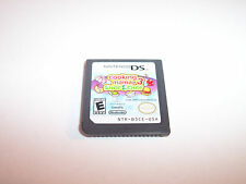 Cooking Mama 3 Shop & Chop (Nintendo DS) Lite DSi XL 3DS 2DS Game
