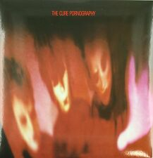 The Cure - Pornography (180g 1LP Vinyl + MP3 Code) Fiction Records NEU+OVP!