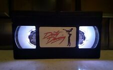 Retro VHS Night Light Dirty Dancing Order any film Gift Man Cave