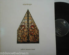 "STARLINGS ~ Safe In Heaven Dead EP ~ 12"" Single PS"