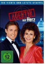 Agentin mit Herz komplette 4. und letzte Staffel 5 DVDs  NEU in Folie****